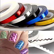 - Parmak - Tırnak Takısı - PVC - 1pcs -Adet 5mm - cm
