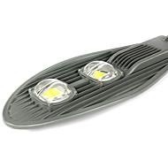 tanie Naświetlacze-morsen®led zewnątrz 100w światła uliczne lampy światła drogowego światło ogrodowe 10000lm 85-265VAC ciepły / zimny biały