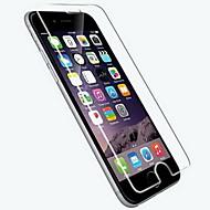 tanie -Ochrona ekranu na jabłko iPhone 6s / iPhone 6 Szkło hartowane 1 szt. Folia ochronna ekranu Wysoka rozdzielczość (HD) / Twardość 9H / Przeciwwybuchowy / iPhone 6s / 6