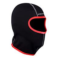 Máscara de Esquiar Chapéu Máscara Facial Moto Respirável Térmico/Quente Secagem Rápida A Prova de Vento Á Prova-de-Pó Materiais Leves