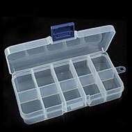 tanie Przechowywanie i organizery-przenośna skrzynka narzędziowa na biżuterię elementy elektroniczne schowek kombinowany śruba wykończeniowa pojemnik pudełko na pierścionek