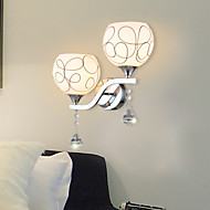 billige Vegglamper-COSMOSLIGHT Moderne / Nutidig Vegglamper Metall Vegglampe 220V