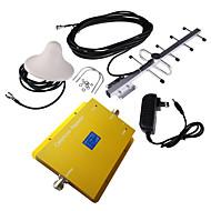 abordables -écran lcd gsm950 900MHz téléphone mobile cellulaire amplificateur de signal avec le kit de plafond et d'une antenne Yagi