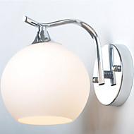 billige Vegglamper-Moderne / Nutidig Vegglamper Metall Vegglampe 220V / E26 / E27