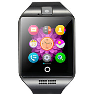 cheap -Q18 Smartwatch Android Bluetooth USB Touch Screen Calories Burned Hands-Free Calls Camera Timer Call Reminder Activity Tracker Sleep Tracker Sedentary Reminder / Find My Device / Alarm Clock