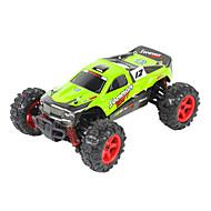 FQ777 9012 Buggy 1:24 Børste Elektrisk Fjernstyret bil 45 2.4G Klar Til Brug Bil fjernbetjening Fjernstyring/Transmitter Batteri til bil