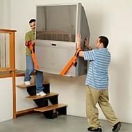 2個 t家具移動家具ベルト移動ロープコンベアベルト