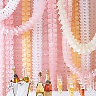 Fødselsdag Forlovelse Polterabend Skolebal Baby Fest Jul Valentinsdag Bryllup Dekorationer Strand Tema Have Tema Eventyr Tema Forår