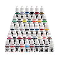 cerneluri tatuaj set tatuaj kit pigment panda 8ml 40 culoare ti2002-8-40