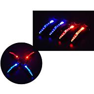 sikkerhet lys LED - Sykling Vanntett Enkel å bære LR44 15 Lumens Batteri Sykling