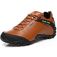 お買い得  メンズ アスレチックシューズ-ユニセックス 靴 ナパ革 冬 秋 コンフォートシューズ アスレチック・シューズ ハイキング のために スポーツ ブラック コーヒー Brown