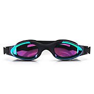 billiga Swim Goggles-feiupe®adjustable storlek, vattentät, anti-fog för unisex svart / rosa / ljusblå / blå simglasögon