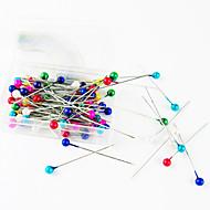 100pcs χαρτί μαργαριτάρι καρφίτσα εργαλείο Quilling τροχαίο DIY χάρτινα λουλούδια εργαλείο χειροποίητα