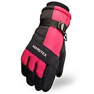 Heren Handschoenen Skaten / Sneeuwsporten / Afdaling Houd Warm / Winddicht Voorjaar / Herfst / Winter Rood / Grijs / Blauw / Licht Blauw-