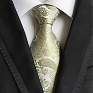 tanie Akcesoria dla mężczyzn-Męskie Luksusowy / Wzór / Nieregularny wzór Elegancki Krawat Kreatywne