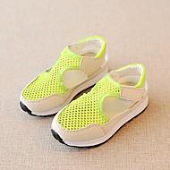 baratos Sapatos de Menino-Para Meninos / Para Meninas Sapatos Tule Verão Conforto Sandálias Vazados para Rosa / Azul / Amarelo