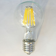 E26/E27 Bec Filet LED A60(A19) 12 led-uri COB Rezistent la apă Decorativ Alb Cald Alb Natural 1050lm 2700K AC 220-240V