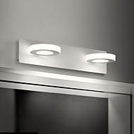 baratos Luzes para Espelho-Moderno / Contemporâneo Iluminação do banheiro Metal Luz de parede 110-120V / 220-240V 3W