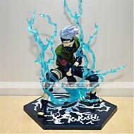Anime Action Figurer Inspirert av Naruto Hatake Kakashi PVC CM Modell Leker Dukke