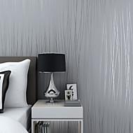 Riscas Papel de parede Contemporâneo Revestimento de paredes,Papel não tecido Sim