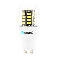 billige Kornpærer med LED-5W 450 lm GU10 LED-kornpærer T 30 leds SMD Varm hvit Kjølig hvit AC 220-240V