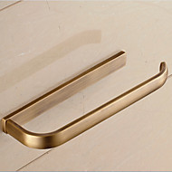 cheap Bath Accessories-Towel Bar Contemporary Brass 1 pc - Hotel bath 1-Towel Bar