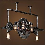 tanie -Lampy widzące Oświetlenie od dołu (uplight) Malowane wykończenia Metal Styl MIni 110-120V / 220-240V Nie zawiera żarówek / E26 / E27