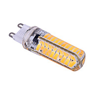 YWXLight® 7W E14 G9 G4 LED Bi-pin Lights 80SMD 5730 550 lm Warm/Cold White Dimmable AC 220V 1pc