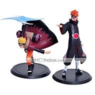 Figuras de Ação Anime Inspirado por Naruto Naruto Uzumaki PVC 16 CM modelo Brinquedos Boneca de Brinquedo