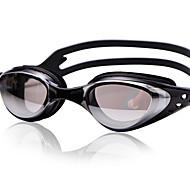 billiga Swim Goggles-yuke®anti-dimma, justerbar storlek, vattentät, anti-UV för unisex kiselgel (frames) st (lins) simglasögon