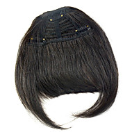 Human Hair Bangs Cute Style Bangs