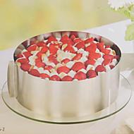 tanie Formy do ciast-1szt Nowość Tort Plastikowy Wysoka jakość Formy Ciasta