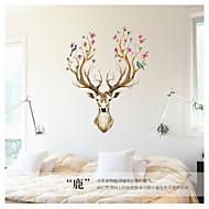 preiswerte -Tiere / Stillleben / Blumen Wand-Sticker Flugzeug-Wand Sticker,pvc 60*90cm