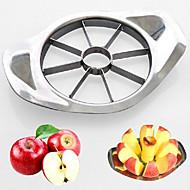 rozsdamentes acél alma elválasztó gyümölcs könnyen vágó szeletelő konyha szerkentyű