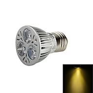 E26/E27 LEDスポットライト BA 3 LEDの ハイパワーLED 装飾用 温白色 3000lm 3000KK AC 85-265 交流220から240 AC 100-240 AC 110-130V