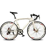 Rennräder Radsport 14 Drehzahl 26 Zoll / 700CC SHIMANO TX30 Doppelte Scheibenbremsen Ordinär Monocoque - Rahmen gewöhnlich Aluminiumlegierung / #