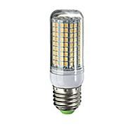 billige Kornpærer med LED-SENCART 8W 3000-3500/6000-6500/7500-8500lm E14 / G9 / GU10 LED-kornpærer Innfelt retropassform 180 LED perler SMD 2835 Vanntett / / RoHs