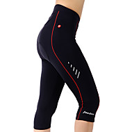 ieftine TASDAN®-TASDAN Colanți Cycling 3/4 Pentru femei Bicicletă Pantaloni Scurți Padded 3/4 Ciorapi Pantaloni scurți Pantaloni Îmbrăcăminte Ciclism