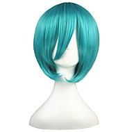 Cosplay Wigs Vocaloid Mikuo Anime Cosplay Wigs 35 CM Otporna na toplinu vlakna Muškarci Žene