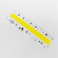 zdm ™ DIY 100w 1000lm 6000-6500k koldt hvidt lys integreret LED-modul højt tryk plade (AC220V)