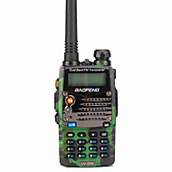 BAOFENG Håndholdt Digital UV-5RA FM-radio Lader og adapter Stemmekommando Strømskifter høy/lav Type walkie-talkie LCD-display CTCSS/CDCSS