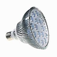 Youoklight® e27 14w 1100-1200lm 14dre og 4blue lysledte spotlampe par plante vokse lys (ac110-120v / 220-240v / 100-265v)