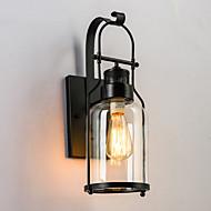 billige Ugentlige tilbud-CXYlight Rustikk / Hytte / Vintage / Original Vegglamper Metall Vegglampe 110V / 110-120V / 220-240V 60W