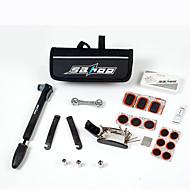 cheap Bike Accessories-SAHOO® Bike Bicycle Cycling Puncture Tire Tyre Multifunctional Repair Tool Set Kits & Mini Pump Bag