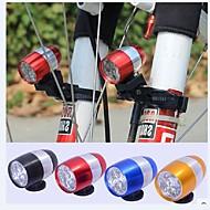 Hodelykter Frontlys til sykkel Baklys til sykkel LED - Sykling Vanntett LED Lys CR2032 200 Lumens Batteri Sykling