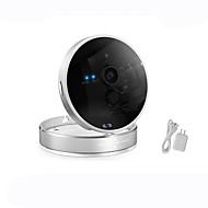 billiga Babymonitorer-snov® ip nattsynsövervakningskamera 720p larmdetektorer rörelsedetektering trådlös