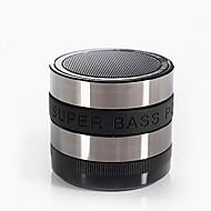 Bærbar Bluetooth V3.0 Super Bass højttaler / TF MP3 / AUX / Håndfri