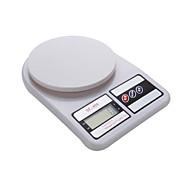 nauwkeurigheid 1g range 5kg elektronische keukenweegschaal hoge precisie bakken