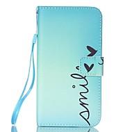billiga Mobil cases & Skärmskydd-fodral Till LG K8 LG LG K4 LG K10 LG K7 LG G5 Korthållare Plånbok med stativ Fodral Andra Hårt PU läder för