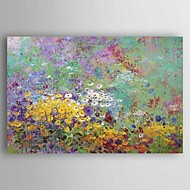 Oil Painting  Flowers Hand Painted Canvas with Stretched Framed Ready to Hang
